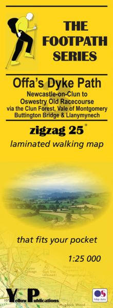 Offa's Dyke Path 3: Newcastle-on-Clun to Oswestry Old Racecourse