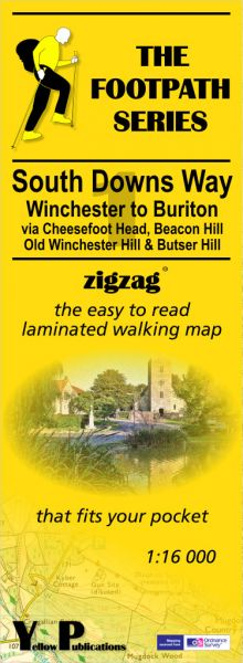 South Downs Way 1: Winchester to Buriton