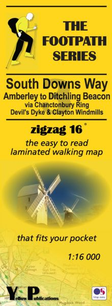 South Downs Way 3: Amberley to Ditchling Beacon