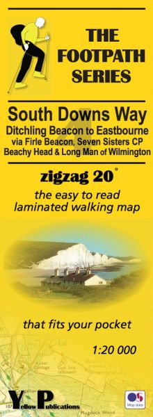 South Downs Way 4: Ditchling Beacon to Eastbourne