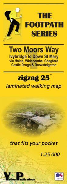 Two Moors Way 1: Ivybridge to Down St Mary