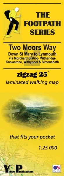 Two Moors Way 2: Down St Mary to Lynmouth