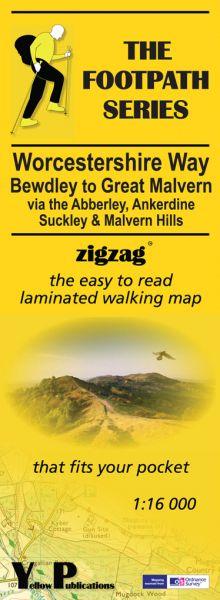 Worcestershire Way: Bewdley to Great Malvern