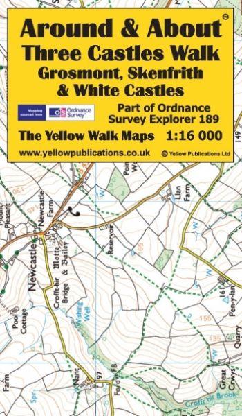 Three Castles Walk, Grosmont, Skenfrith & White Castles