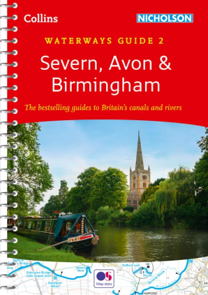 Severn, Avon & Birmingham No. 2 (Collins Nicholson Waterways Guides)