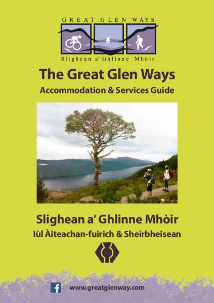 http://www.highland.gov.uk/download/downloads/id/249/great_glen_way_accomodation_and_service_guide.p