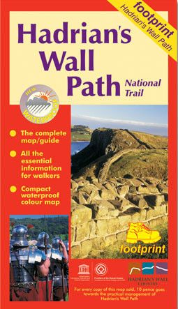 Hadrian's Wall Path: Map & Guide