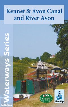 Heron Maps - Kennet & Avon Canal and River Avon