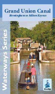 Heron Maps - Grand Union Canal: Birmingham to Milton Keynes
