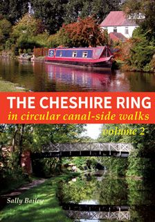 Cheshire Ring in circular canal-side walks : volume 2