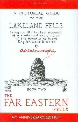 Far Eastern Fells (50th Anniversary Edition):Book Two. 2 (A Pictorial Guides to the Lakeland Fells)
