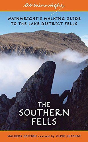 Wainwright's Illustrated Walking Guide to the Lake District Book 4: Southern Fells (Wainwright Walke