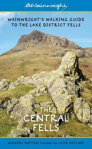 Wainwright's Illustrated Walking Guide to the Lake District Book 3: Central Fells (Wainwright Walker
