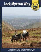Jack Mytton Way: Shropshire's long distance bridleway
