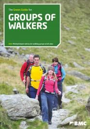 Green guide for walkers