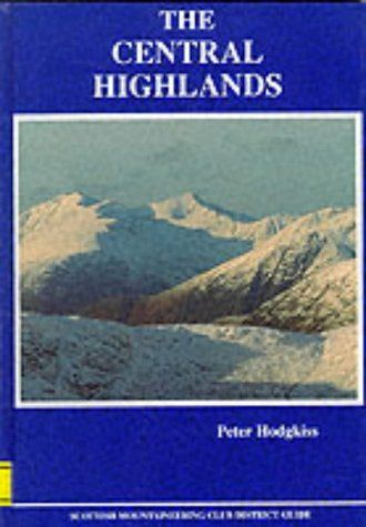 Central Highlands (Scottish Mountaineering Club district guidebook)