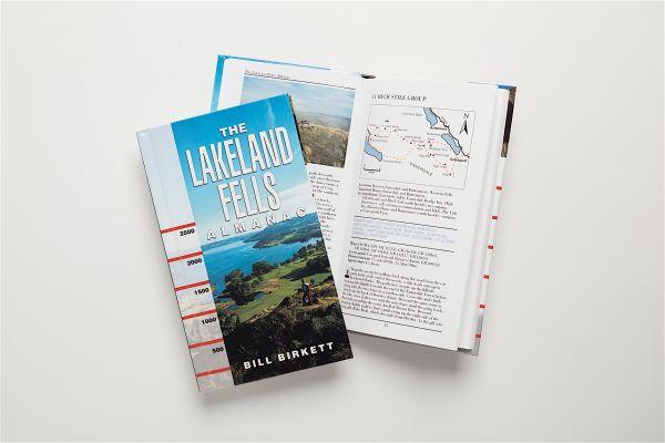 Lakeland fells almanac