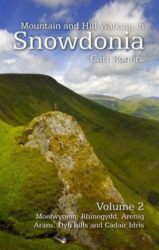 Mountain and Hill Walking in Snowdonia: v. 2