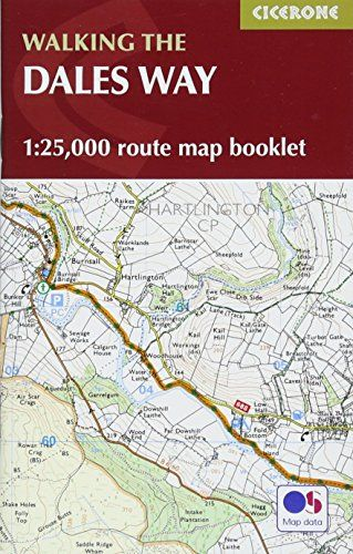 Dales Way Map Booklet (British Long Distance)