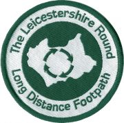 Badge for Leicestershire Round