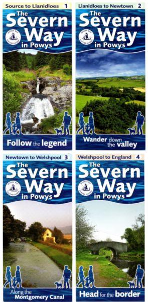 Severn Way in Powys