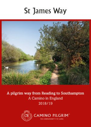 St James Way: A pilgrim way from Reading to Southampton 2018/19