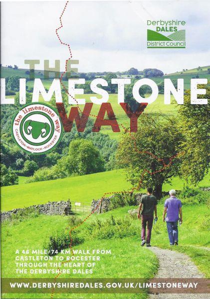 Limestone Way Walkers Guide