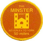 Badge for Minster Way