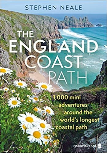 The England Coast Path: Exploring the World's Longest Continuous Coastal Path