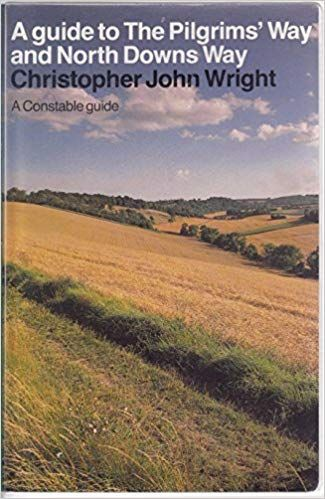 Guide to the Pilgrim's Way and North Downs Way