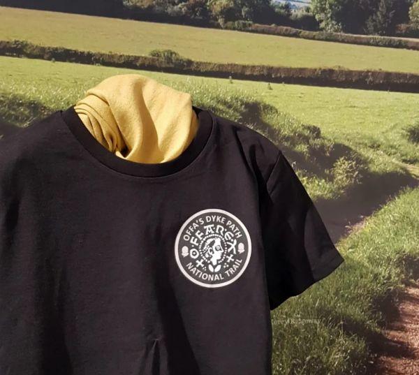 Offa's Dyke t-shirts