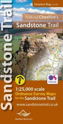 Sandstone Trail OS Map Book