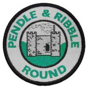 Badge for Pendle and Ribble Round