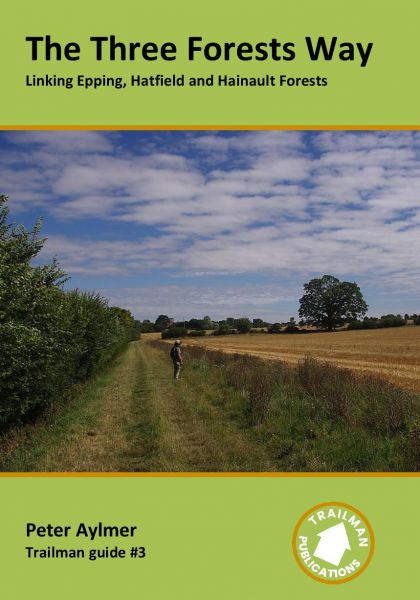 The 3 Forests Way - Linking Epping, Hatfield and Hainault Forests