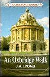An Oxbridge walk