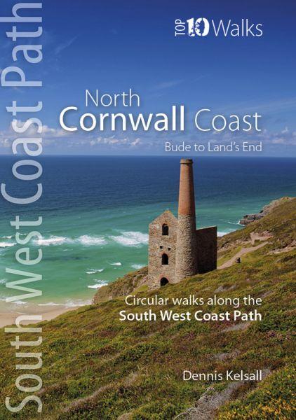 South West Coast Path : North Cornwall : top 10 walks
