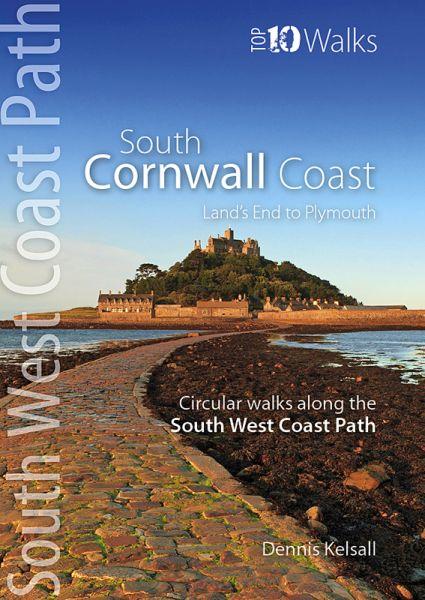 South West Coast Path : South Cornwall : top 10 walks