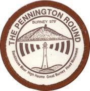 Badge & Certificate for Pennington Round