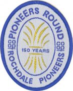 Badge & Certificate for Pioneers Round