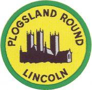 Badge for Plogsland Round