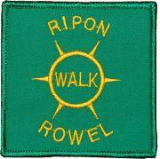 Badge for Ripon Rowel