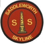 Badge & Certificate for Saddleworth Skyline