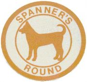 Badge for Spanners Round