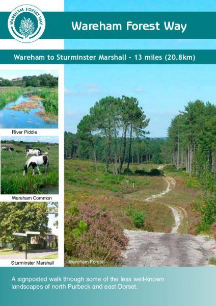 Wareham Forest Way