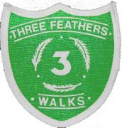 Badge for Three Feathers Walks
