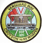 Badge for Vanguard Way