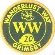 Badge & Certificate for Wanderlust Way