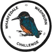 Badge & Certificate for Wharfedale Washburn Challenge