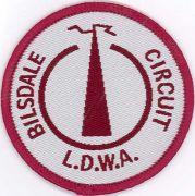 Badge & Certificate for Bilsdale Circuit