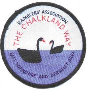 Badge for Chalkland Way